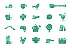 Dig the City icons designed by Modern Designers.           Dig the City