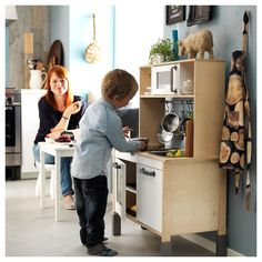DUKTIG Play kitchen - IKEA