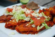 Enchiladas Michoacanas / blog La cocina mexicana de Pily #recipe #mexicanfood #gastronomíamexicana Real Mexican Food, Mexican Cooking, Mexican Food Recipes, Beef Recipes, Cooking Recipes, Mexican Desserts, Indian Recipes, Recipies, Dinner Recipes