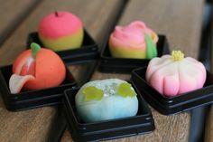 金沢 和菓子作り体験 : matatabi日記
