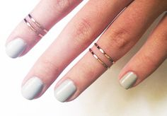 Stylish Statement Ring Combos to Steal