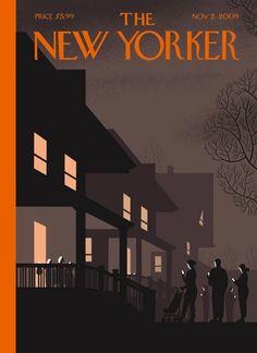 New Yorker.