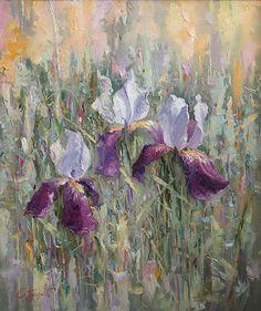 Art Floral, Art Folder, Abstract Flowers, Acrylic Art, Art Sketchbook, Art Oil, Painting Inspiration, Flower Art, Watercolor Art