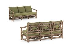 Rustic Sofa #1179 - Rustic Seating from La Lune Collection