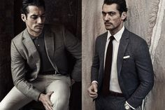 David Gandy for Glass Magazine, Summer edition.  June 2014. Photographed by Roger Rich.  Styling: David Nolan.