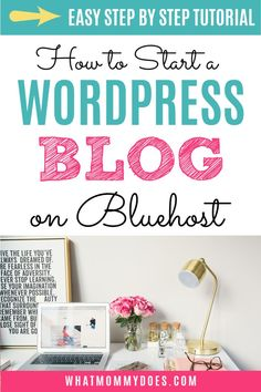 If you want to start a blog, here's a free tutorial that will show you how to make a WordPress website in minutes! Bluehost is a cheap & reliable way to get started blogging. With a new blog, you can make extra money writing about your passions...food, easy crafts, DIY projects, lifestyle, parenting, travel & more! If you're short on time, you can also download this printable blog startup checklist for free to use later. Make Money Blogging, Way To Make Money, Make Money Online, Money Tips, Making A Wordpress Website, Money Machine, How To Start A Blog, How To Make, Writing About Yourself