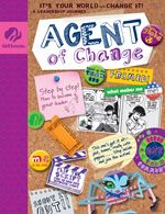 Girl Scout Leader 101: Agent of Change Blog