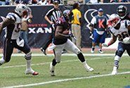 Ben Tate scores 3 TD in Texans loss