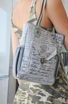 The Bia Bag - Zipper Bag with Many Pockets   Craftsy