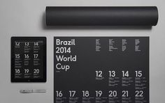 Schedule world cup 2014 by Karoshi