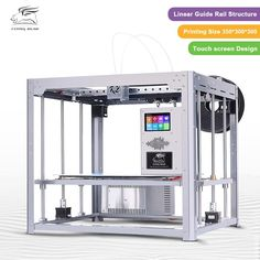 By special request we now have FLYING BEAR-Torna... available. Go here to buy yours http://alspark.net/products/flyingbear-tornado-large-3d-printer-diy-full-metal-linear-guide-rail-high-quality-precision-double-extruder?utm_campaign=social_autopilot&utm_source=pin&utm_medium=pin