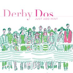 » Derby Dos: Just Add Mint - Lilly Pulitzer
