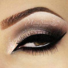 Instagram media by makeupbymels - #cosmetic #makeup #eye