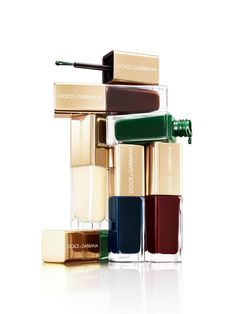 Intense Nail Colours from Dolce & Gabbana