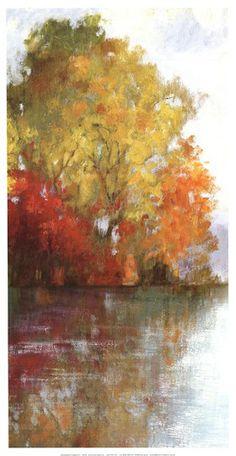 Autumn Reflection II