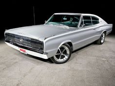This restored, modernized 1967 Dodge Charger forced its owner to move from the city, sell his portfolio, and buy a house, saving him financial ruin.