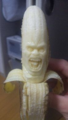 バナナ職人(Banana Sculptor)