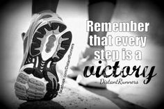 One Step at a Time Quotes | One step at a time