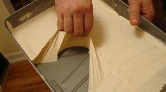 Vous devez faire des travaux de peinture. Mais nettoyer les ustensiles comme les pinceaux et le bac après, ça vous ennuie d'avance ? En général, tout se couvre de peinture (vous compris), en p