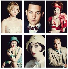 #the great gatsby