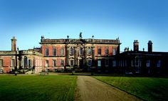 Baroque house at the back of Wentworth Woodhouse