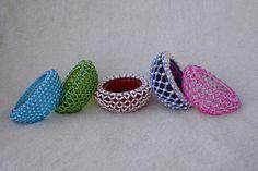 Lenka Ciperová Beaded Ornaments, Beaded Bags, Bead Art, Tea Lights, Boxes, Crates, Tea Light Candles, Box, Cases