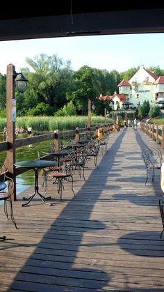 'Sloneczko' Hotel in Slawa (Poland)