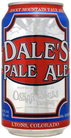 Dale's Pale Ale Clone – 5 gal All-Grain Recipe