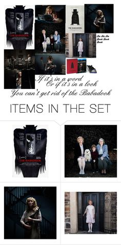 """The Babadook"" by queenharley666 ❤ liked on Polyvore featuring art"