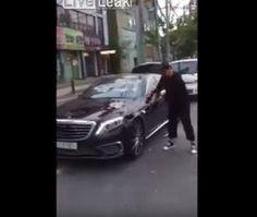 فيديو: رجل يحطم سيارته المرسيدس S63 AMG بمضرب جولف والسبب؟  #القيادي #منوعات #غرائب #اخبار_غريبة #Alqiyady