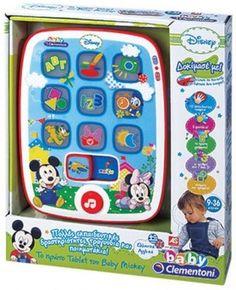 Disney Bebe Minnie & Mickey Tablet (1000-63127)