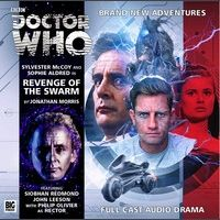 """There are a number of Big Finish adventures with the 7th Doctor and Ace, and new companion Hex.  The lastest release is """"Revenge of the Swarm.""""  Sylvester McCoy was once quoted saying he did not get a fair """"crack at the whip"""" playing the Doctor.  I agree.  When I hear these well scripted audios I imagine what it would have been like to have a few more seasons of the 7th Doctor and his master plans."""