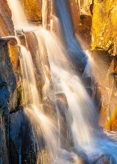 Lower Falls - Yosemite National Park, CA