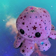 Octopus Plush, Cute Octopus, Plush Dolls, Doll Toys, Teen Sleepover, Dark Galaxy, Toys Uk, Royal Mail, Color Show
