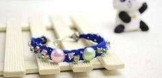 How to Make Braided Bead Bracelet - Delicate Braided Bracelet DIY Project - Pandahall.com