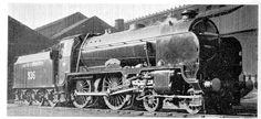 Steam Locomotives of a More Leisurely Era – 1930 – 'Schools' Class – Southern Railway Southern Trains, Steam Trains Uk, Steam Railway, Southern Railways, Old Trains, Steam Engine, Steam Locomotive, Engineering, School