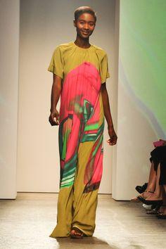 Best Spring 2013 Runway Gowns - Marimekko