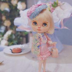 #ransilentnight #ranrancustom #blythe #babymaro #doll