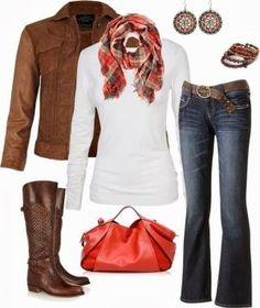 New ideas womens fashion casual fall outfits jeans skinny Beauty And Fashion, Look Fashion, Fall Fashion, Trendy Fashion, Skinny Fashion, 2000s Fashion, Fashion Trends, Mode Outfits, Fashion Outfits