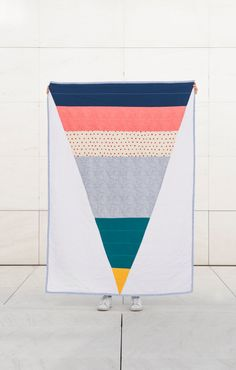 contemporary patchwork quilts by Hamabi