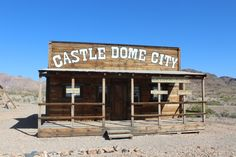 Castle Dome City, Ghost Town And Museum Arizona Day Trips, Front Entrances, Back In Time, Ghost Towns, Old Things, Wheels, Castle, Traveling, Museum
