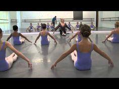 Ballet Class - YouTube