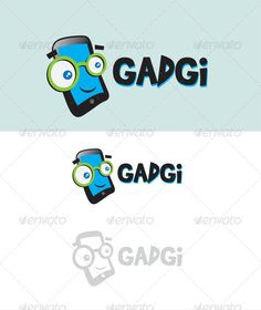 Gadgi  #GraphicRiver         sympathetic character of a gadget   Easy to edit with organized layers. Vector logo Resisable; Vector Horizontal and Vertical display; Symbol files high resolution; Some color variation vector; Version of Icon Black and White grayscale.   the Font is not included, is for reference only.   Brady Bunch Remastered Regular   .dafont /brady-bunch.font  If you receive the following message:   This file contains text That was created in a previous version of…