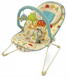 Fisher-Price Bouncer, Turtle Days by Fisher-Price, http://www.amazon.com/dp/B002OOWAGW/ref=cm_sw_r_pi_dp_aot-rb0F9XK8R