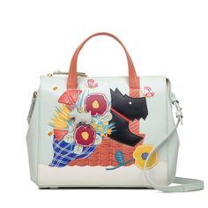 Basket+Bouquet,Large+Zip-Top+Multiway+Grab+Bag
