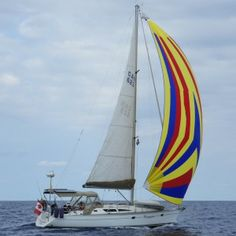 Sailing Banyan: We are David and Alexandra on Sailing Banyan... We left Halifax, Nova Scotia two years ago, sailed down the coast and into the Caribbean where we are enjoying our second season.