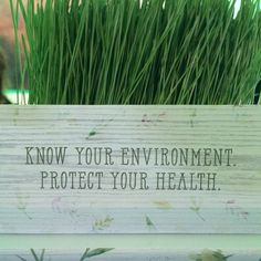 Words to live by from the 6th Annual @environmentalworkinggroup Earth Dinner in San Francisco