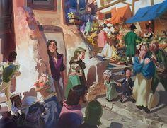 33 Super ideas for tangled concept art sketches visual development Walt Disney, Disney Tangled, Disney Art, Tangled 2010, Tangled Movie, Tangled Concept Art, Disney Concept Art, Storyboard, Rapunzel