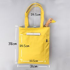 Promotional cheap small cotton canvas zipper tote bag with o Diy Tote Bag, Cute Tote Bags, Cotton Bag, Cotton Canvas, Bag Patterns To Sew, Fabric Bags, Zipper Bags, Cloth Bags, Handmade Bags