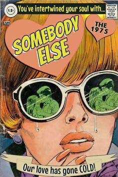 said I, I adore you. — The 1975 Comics (Credit! The 1975 Songs, The 1975 Lyrics, Music Lyrics, Music Quotes, Vintage T-shirts, Vintage Comics, The 1975 Somebody Else, The 1975 Poster, The 1975 Wallpaper